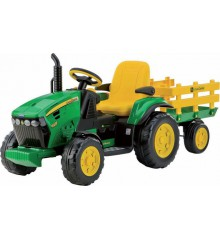 JD Ground Force w/trailer